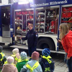 THW - Kindergarten - Wichtel Akademie München