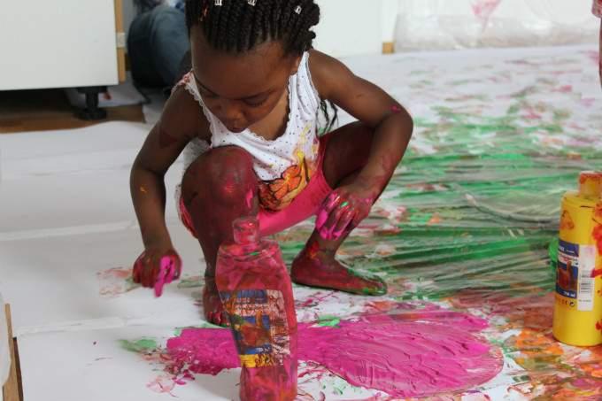 Kind - Farbe - Wichtel Akademie München