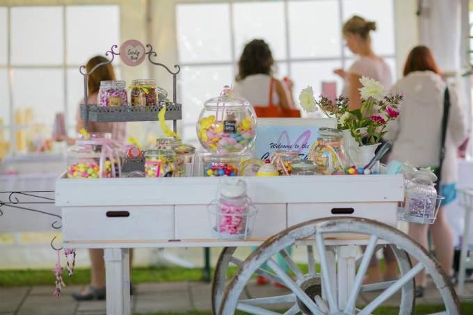 Wagen - Süßigkeiten - Wichtel Akademie München