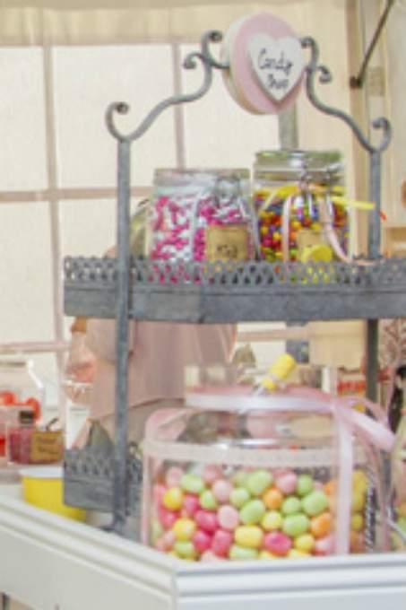 Süßigkeiten - Auswahl - Wichtel Akademie München