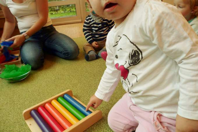 bunt - Farben - Wichtel Akademie München