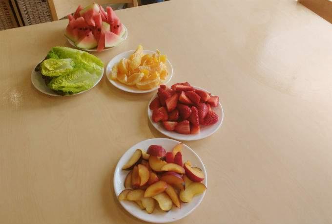 Obst - Erziehung - Wichtel Akademie München