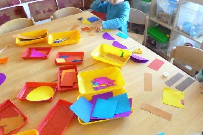Geometrie - Formen - Wichtel Akademie München