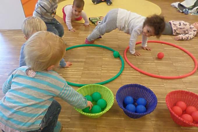 Kinder - Spiele - Wichtel Akademie München