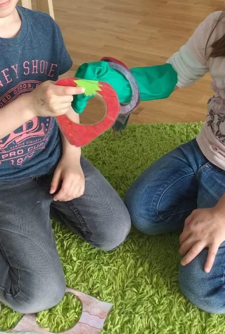 Basteln - spielen - bilingual - Wichtel Akademie München