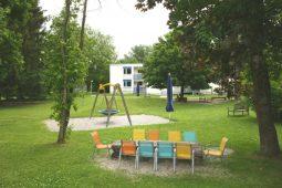 Großer Garten Kita Garching Wichtel Akademie München