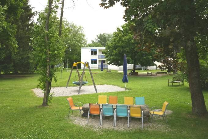 Garten Kita Garching - Wichtel Akademie München