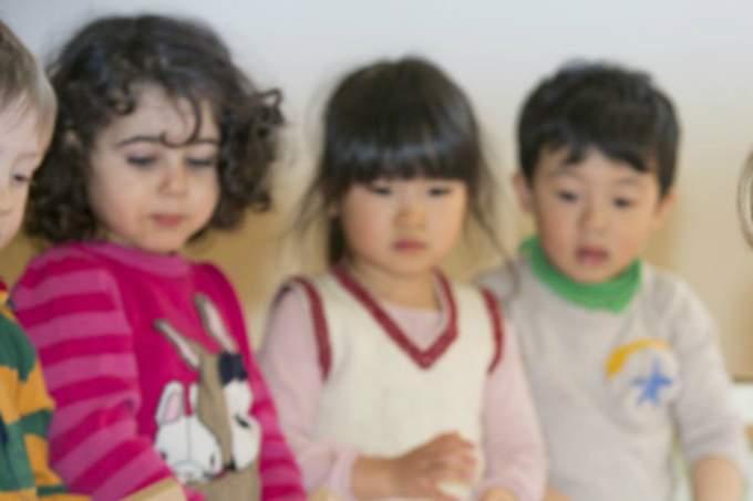 Kita Garching - Vorschulkinder im Kindergarten - Wichtel Akademie