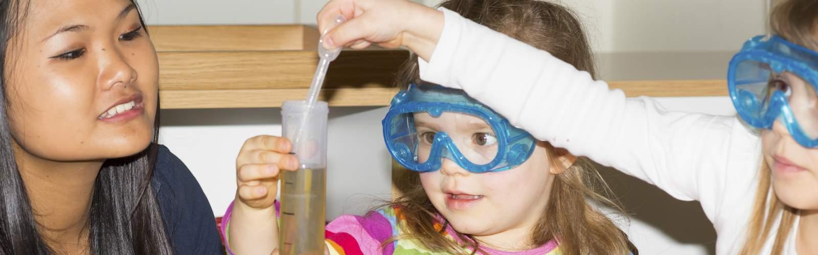 Ausbildung zum Kinderpfleger oder Kinderpflegerin