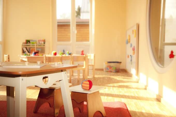 Spielzimmer Kita München Obersendling Wichtel Akademie