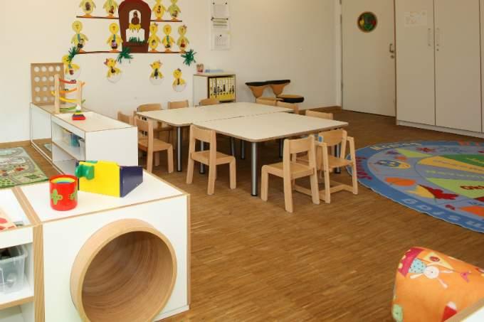 Kita-Neuhausen-Spielzimmer- Wichtel Akademie München