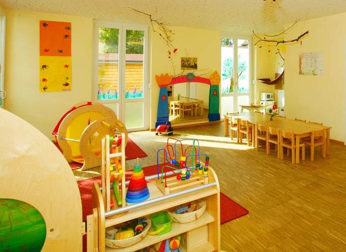 Crèche & kindergarten Munich Obersendling   Wichtel Akademie