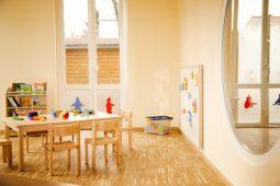 Einrichtung Kinderkrippe Kindergarten München Obersendling Wichtel Akademie