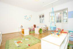 Krippe und Kindergarten Münchner Freiheit Wichtel Akademie