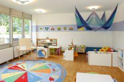 Spielzimmer Kita Trudering Wichtel Akademie München