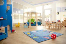 Spielzimmer Kita Harlaching Wichtel Akademie München