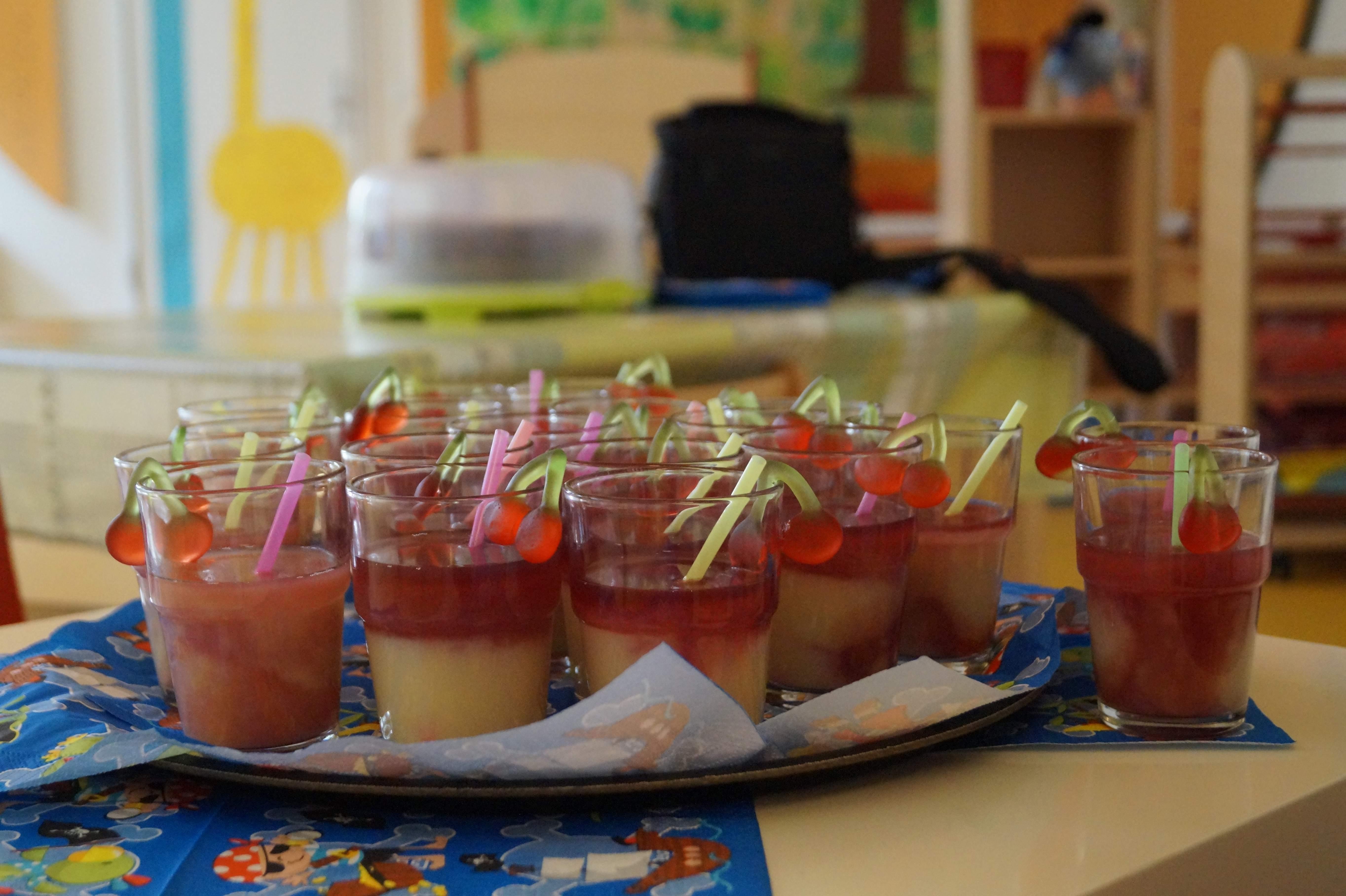Cocktail - Kinder - Wichtel Akademie München