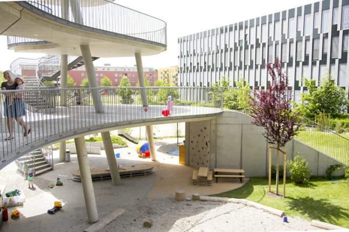 Kita - Parkstadt Schwabing - Wichtel Akademie München