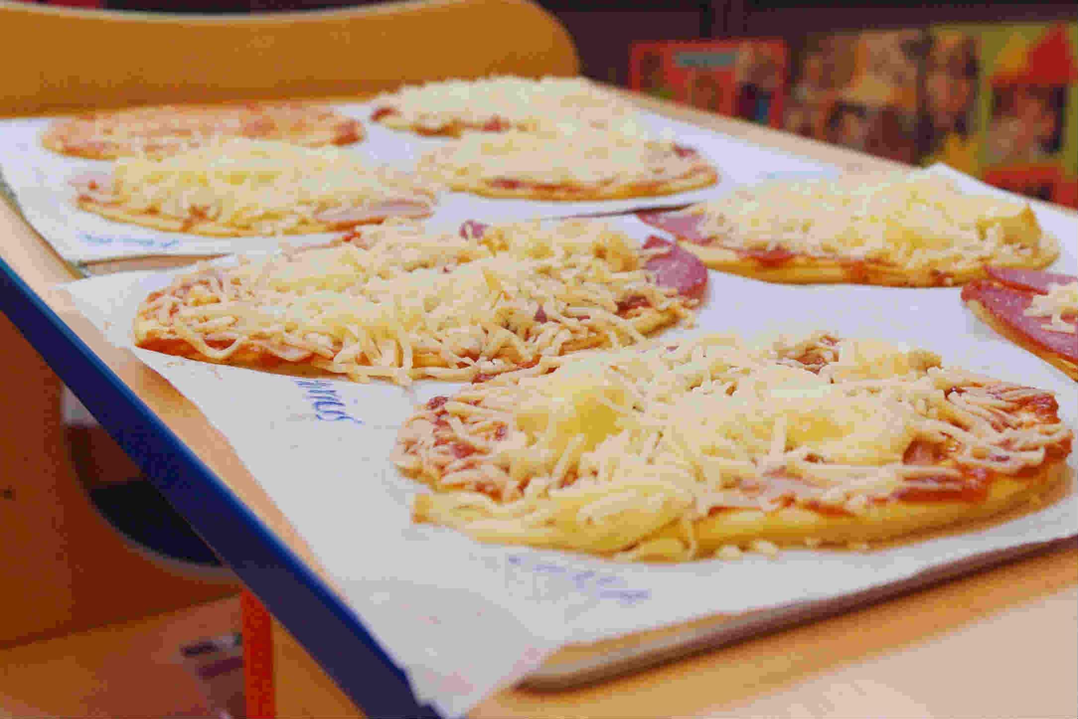 Pizza - Käse - Wichtel Akademie München