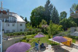 Garten Kita Harlaching-Mitte Wichtel Akademie München
