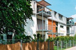 Gebäude Kita München Pasing Wichtel Akademie