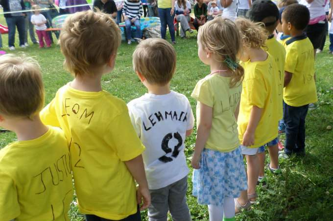 Sommerfest - Kita Schwabing Biederstein - Wichtel Akademie München
