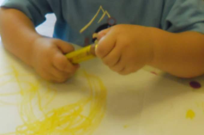 gelb - zeichnen - Wichtel Akademie München